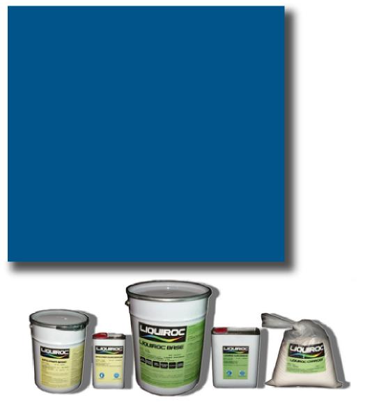 Bleu gentiane for Peinture pour resine